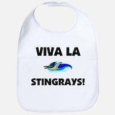 Viva La Stingrays Bib