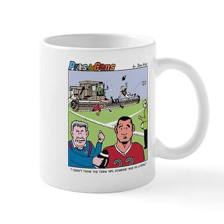 Football Combine Mug