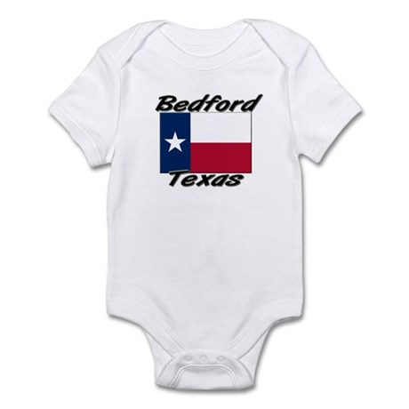 Bedford Texas Infant Bodysuit