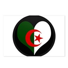 i heart algeria Postcards (Package of 8)