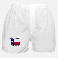 Baytown Texas Boxer Shorts