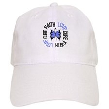 Esophageal Cancer Faith Baseball Cap