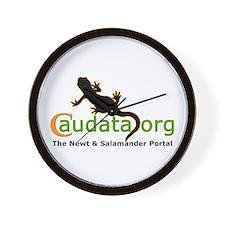 Caudata.org Wall Clock