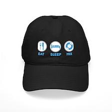 Eat Sleep Mix Again Baseball Hat