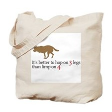 Better to hop . . . Tote Bag