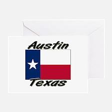 Austin Texas Greeting Card