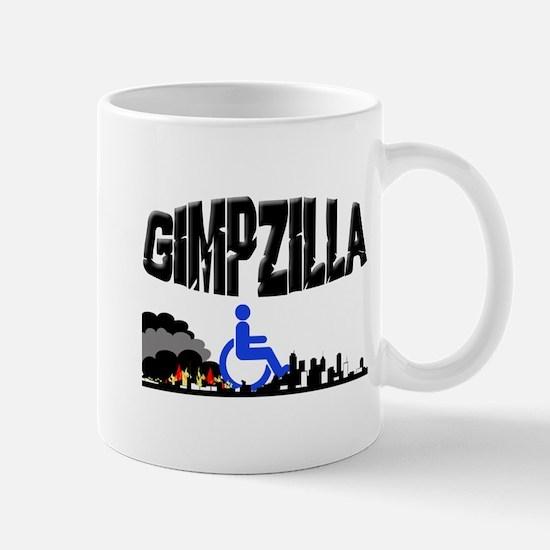 Gimpzilla Mug