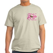 Beagles Against Breast Cancer 2 T-Shirt