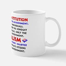"""""""Limiting Government"""" Mug"""