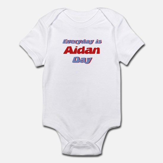 Everyday is Aidan Day Infant Bodysuit