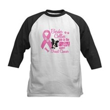 Border Collies Against Breast Cancer 2 Tee