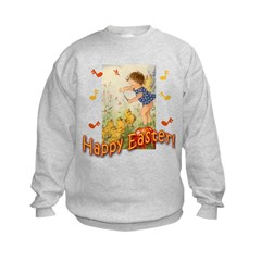 Musical Happy Easter Sweatshirt