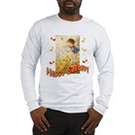 Musical Happy Easter Long Sleeve T-Shirt