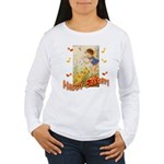 Musical Happy Easter Women's Long Sleeve T-Shirt