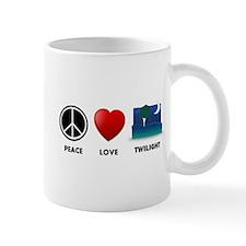 Peace Love Twilight Gift Mug