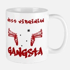 West Virginian Gangsta Mug