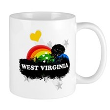 Sweet Fruity West Virginia Mug