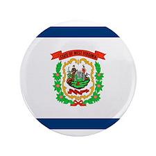 "Beloved West Virginia Flag Mo 3.5"" Button"