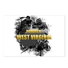 Pimpin' West Virginia Postcards (Package of 8)