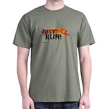 Just RUN! T-Shirt