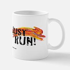 Just RUN! Mug