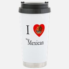 Mexico Stainless Steel Travel Mug