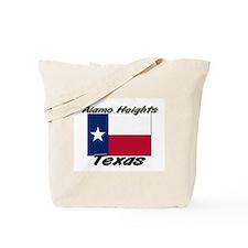 Alamo Heights Texas Tote Bag