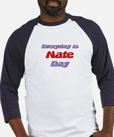 Everyday is Nate Day Baseball Jersey
