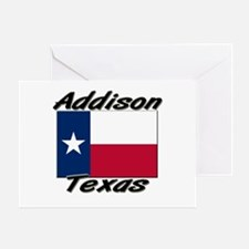 Addison Texas Greeting Card