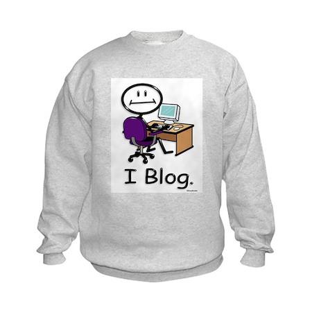 BusyBodies Blogger Kids Sweatshirt