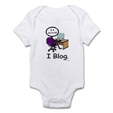 BusyBodies Blogger Infant Creeper