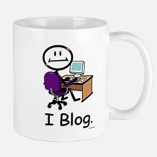 BusyBodies Blogger Mug