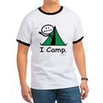 BusyBodies Camping Ringer T