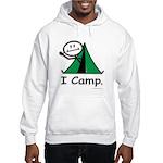 BusyBodies Camping Hooded Sweatshirt