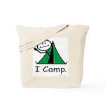 BusyBodies Camping Tote Bag