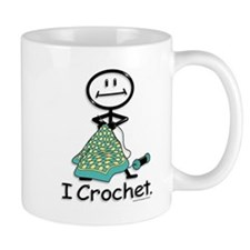 BusyBodies Crochet Mug