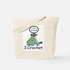 BusyBodies Crochet Tote Bag