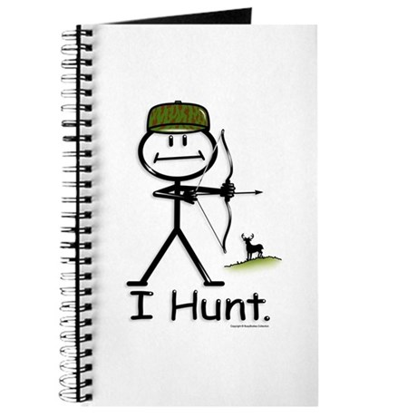 BusyBodies Bow Hunter Journal