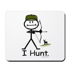 BusyBodies Bow Hunter Mousepad
