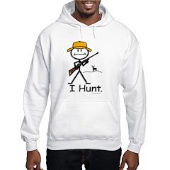 BusyBodies Deer Hunter (Rifle) Hoodie