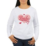 Sporty Heart Pink Bride 09 Long Sleeve T-Shirt