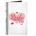 Sporty Heart Pink Bride 09 Journal
