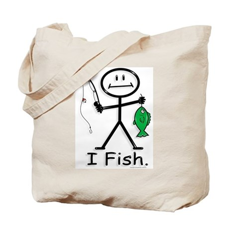 BusyBodies Fishing Tote Bag