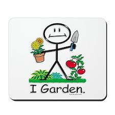 BusyBodies Gardening Mousepad