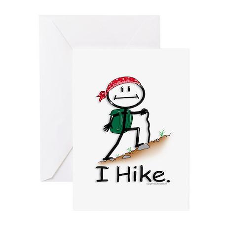 BusyBodies Hiking Greeting Cards (Pk of 10)