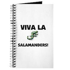 Viva La Salamanders Journal