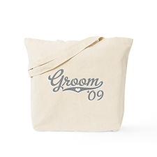 Grey Heart Sporty Groom 09 Tote Bag