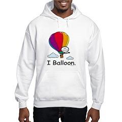 BusyBodies Hot Air Balloon Hoodie