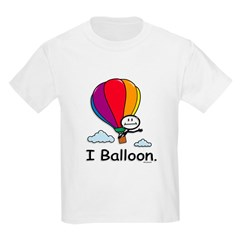 BusyBodies Hot Air Balloon Kids T-Shirt