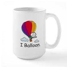 BusyBodies Hot Air Balloon Mug
